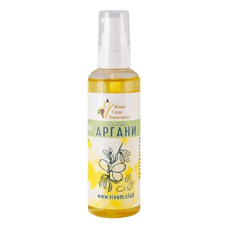 Масло Арганы, 100 мл (лучшее средство для питания и ухода за кожей, омоложения кожи)